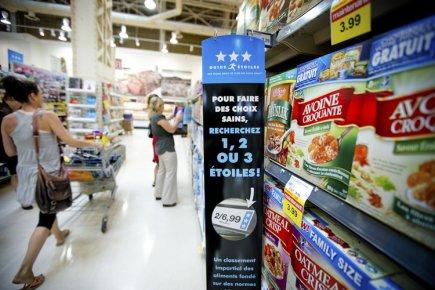 Le Guide-étoiles permet aux clients des supermarchés Loblaws... (Photo: Marco Campanozzi, La Presse)