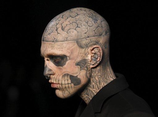 Un correcteur capable de dissimuler les tatouages