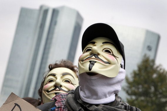 Anonymous, l'ennemi virtuel des cartels mexicains