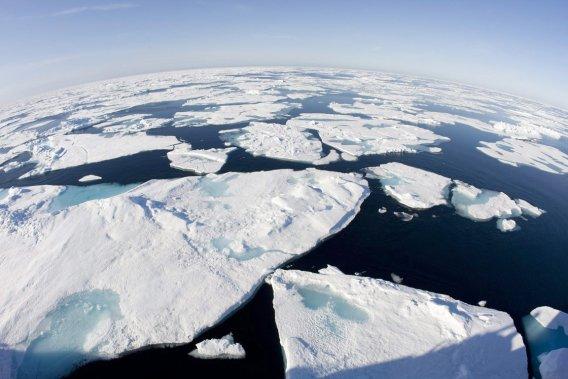 L'Arctique continue à se réchauffer