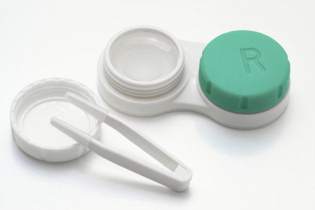 Des lentilles trop serrées qui limitent l'apport d'oxygène... (Photo: Photothèque La Presse)