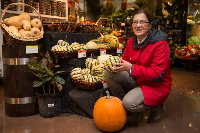 Michèle Cossette, nutritionniste.... (PHOTO OLIVIER PONTBRIAND, LA PRESSE)