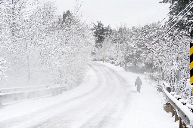 Les amateurs de sports d'hiver peuvent se réjouir: les météorologues de ... (Archives La Tribune, René Marquis)