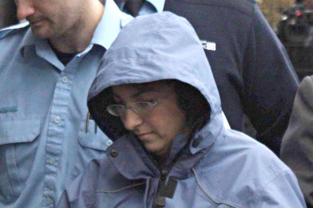 En attendant son procès, Sonia Blanchette sera incarcérée... (photo Yanick POISSON, archives La Tribune)