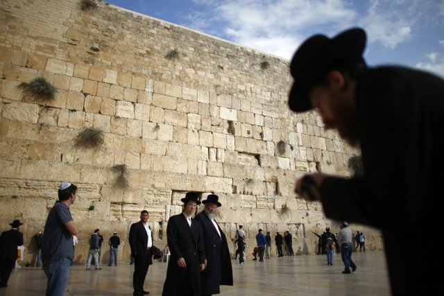 Le mur des Lamentations, le site le plus... (Photo: Reuters)