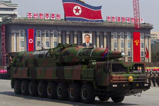 Pyongyang a prévenu Washington que ses troupes ont... (Photo AP)