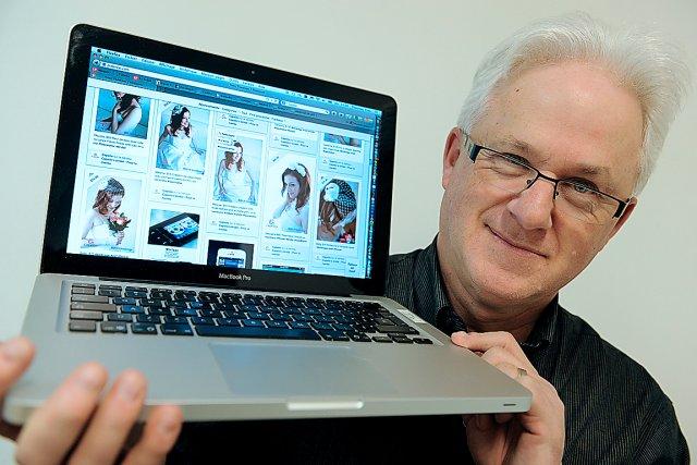 Selon Christian Dumont, l'effet viral du réseau social... (Le Soleil, Erick Labbé)