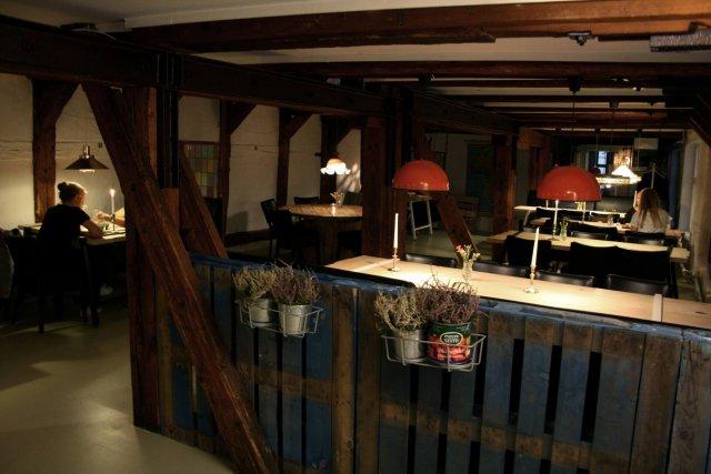 Le restaurant, situé dans le centre de la... (Photo fournie par Pernille Gregersen)