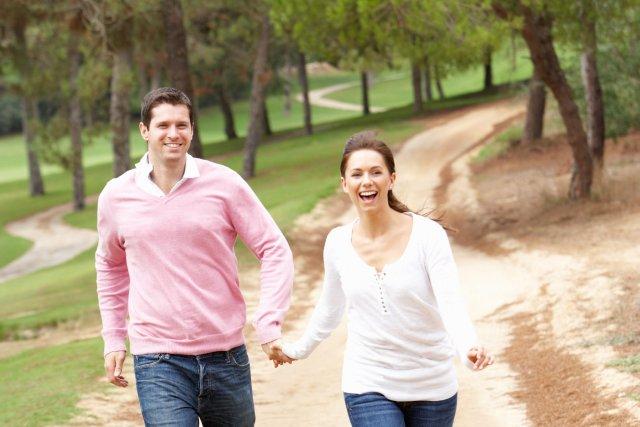 Le sport dans un environnement naturel est une... (Photo Monkey Busines, Shutterstock.com)