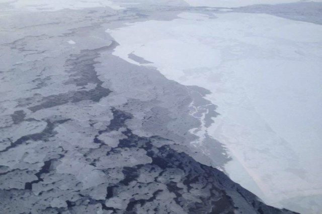 44% de la surface des glaces du Groenland... (Photo Associated Press)