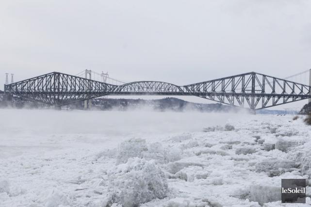 Le Québec n'avait pas connu un hiver aussi... (Photothèque Le Soleil, Caroline Grégoire)