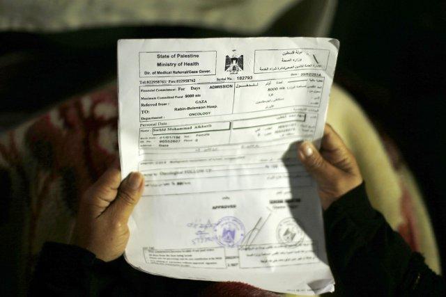 L'en-tête de ces documents a été modifié en... (PHOTO MOHAMMED SALEM, REUTERS)