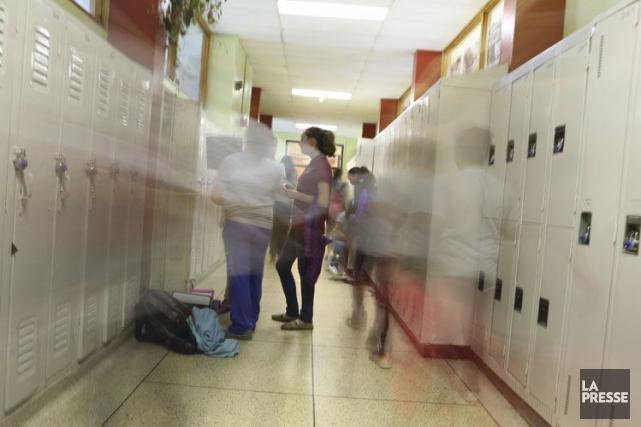 Plus un enfant est victime d'intimidation pendant longtemps, plus les... (Photothèque La Presse)
