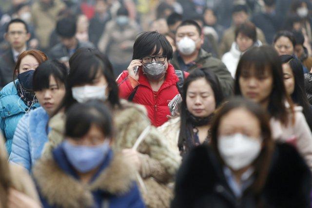 Les habitants de la capitale devaient ainsi encore... (PHOTO KIM KYUNG-HOON, REUTERS)