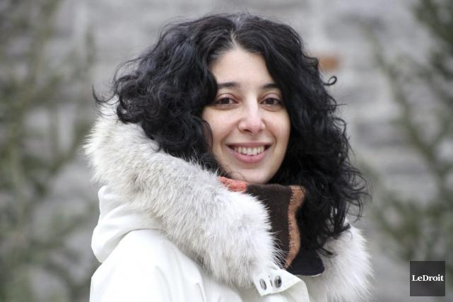 Premier roman de l'Ottavienne d'adoption Martine Batanian,Cliniquea des... (Étienne Ranger, Le Droit)