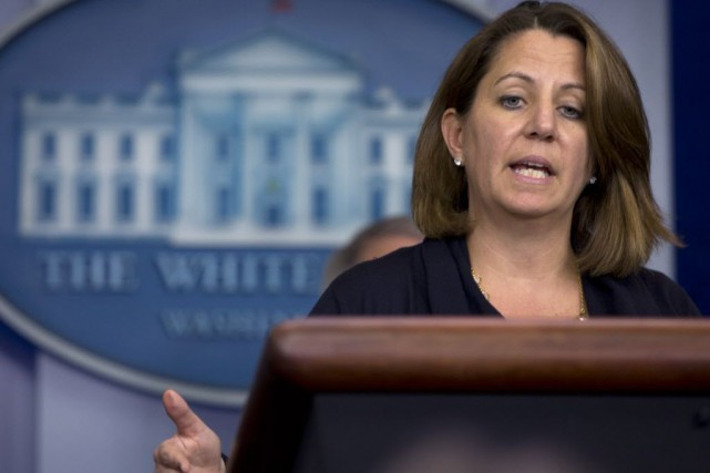 Lisa Monaco, conseillère du président Obama.... (Photo Carolyn Kaster, AP)