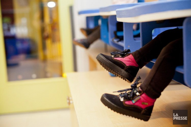 La santé cardiaque commence à décliner dès l'enfance en raison de mauvaises... (PHOTO SARAH MONGEAU-BIRKETT, ARCHIVES LA PRESSE)