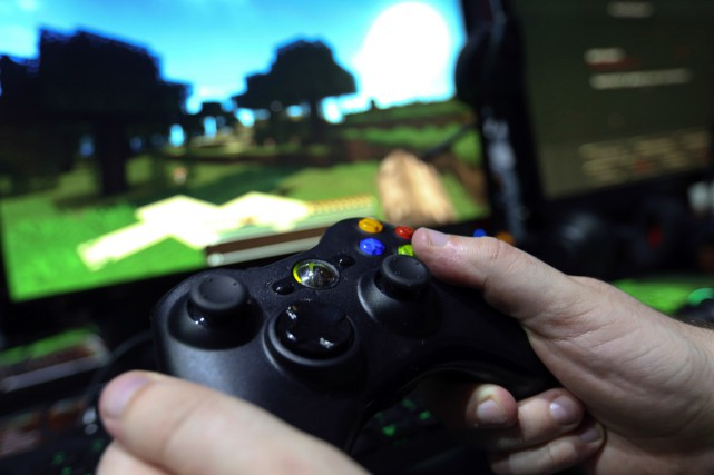 Reste à savoir si l'usage des jeux vidéo... (PHOTO CHRIS RATCLIFFE, BLOOMBERG)