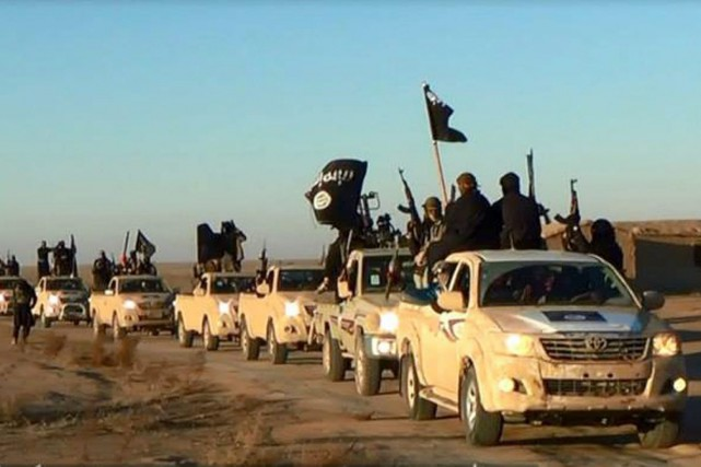 """Résultat de recherche d'images pour """"L'EI a pris le contrôle de Mossoul"""""""