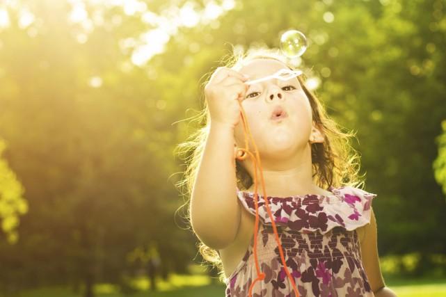 Les enfants d'un couple cousin-cousine sont plus petits... (Photo Thinkstock)