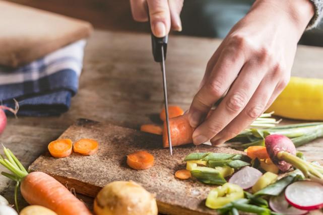 «Si les gens cuisinaient et prenaient le temps... (PHOTO THINKSTOCK)