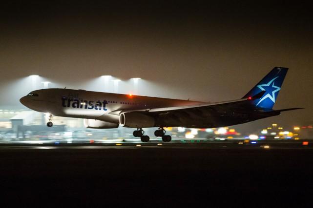 La convention collective des pilotes d'Air Transat est... (Photo fournie par Air Transat)
