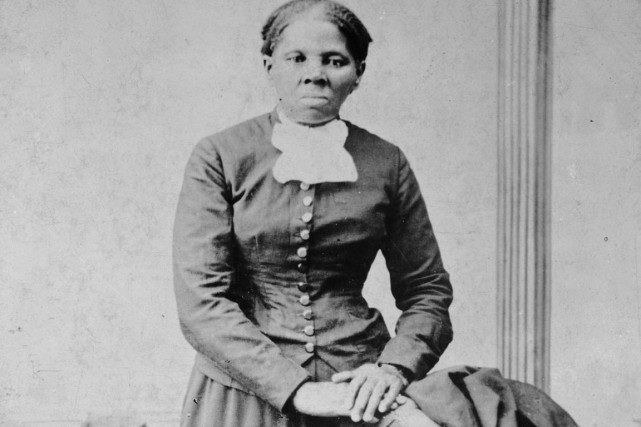 Née dans le Maryland, Harriet Tubman, connue pour... (PHOTO REUTERS)