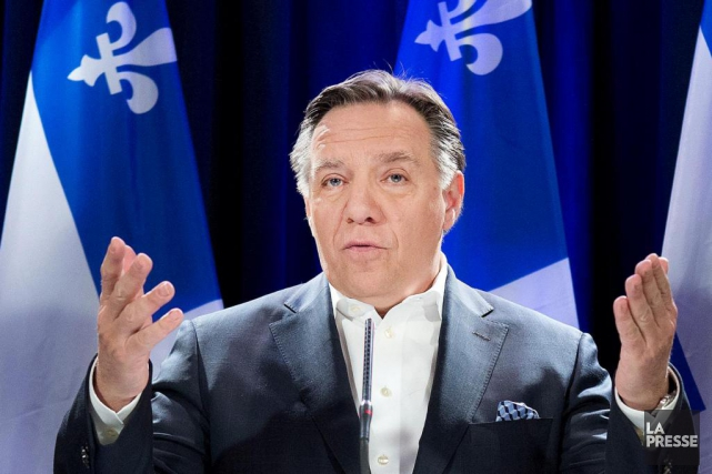 Image result for francois legault photos