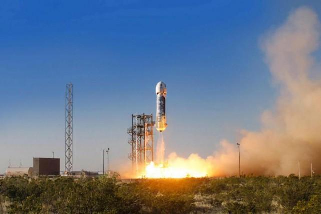 Des entreprises comme Orbital Sciences Corp. et SpaceX... (Photo AP)