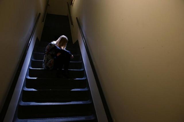 Le type de stress qui mène à la... (Photo Martin Chamberland, archives La Presse)