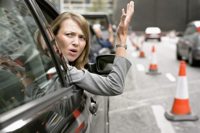 Sommes-nous devenus plus intolérants face aux petites choses irritantes de la... (Photo thinkstock)
