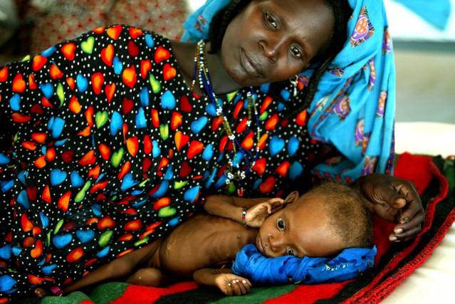 Cinq millions de personnes souffrent d'insécurité alimentaire aiguë... (Photo Finbarr O'Reilly, REUTERS)