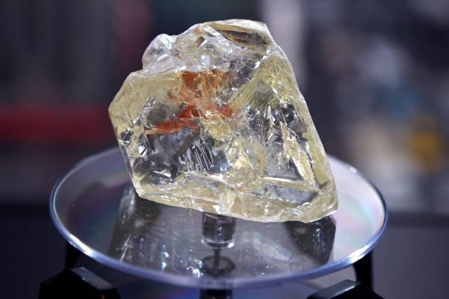 Les chercheurs ont détecté ce trésor dans des... (ARCHIVES AFP)