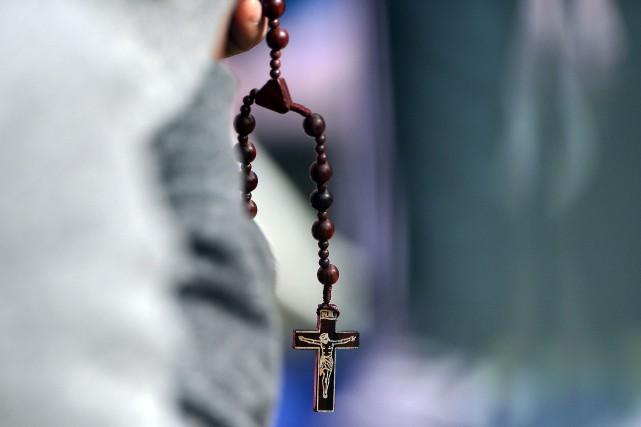 Plus de 1000 enfants ont été agressés ou... (ARCHIVES AFP)