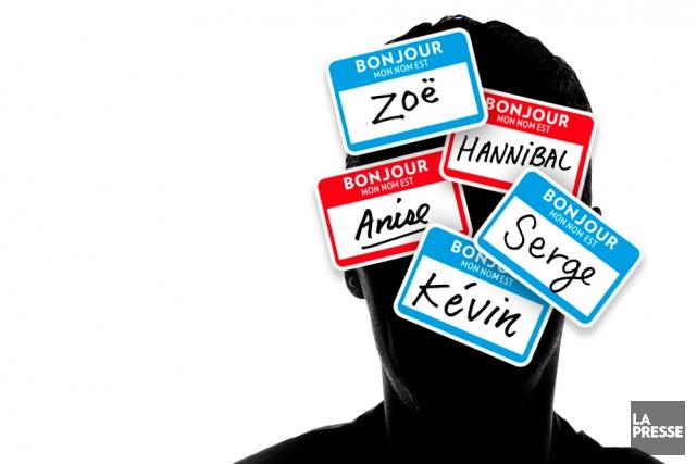 Le choix du prénom fait toujours l'objet d'un débat lorsqu'on attend un enfant.... (Photomontage La Presse)