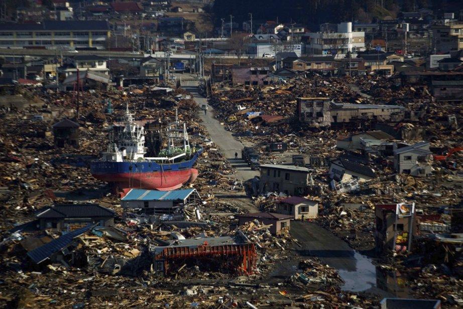 Un an après le tsunami: le Japon se reconstruit à petits pas