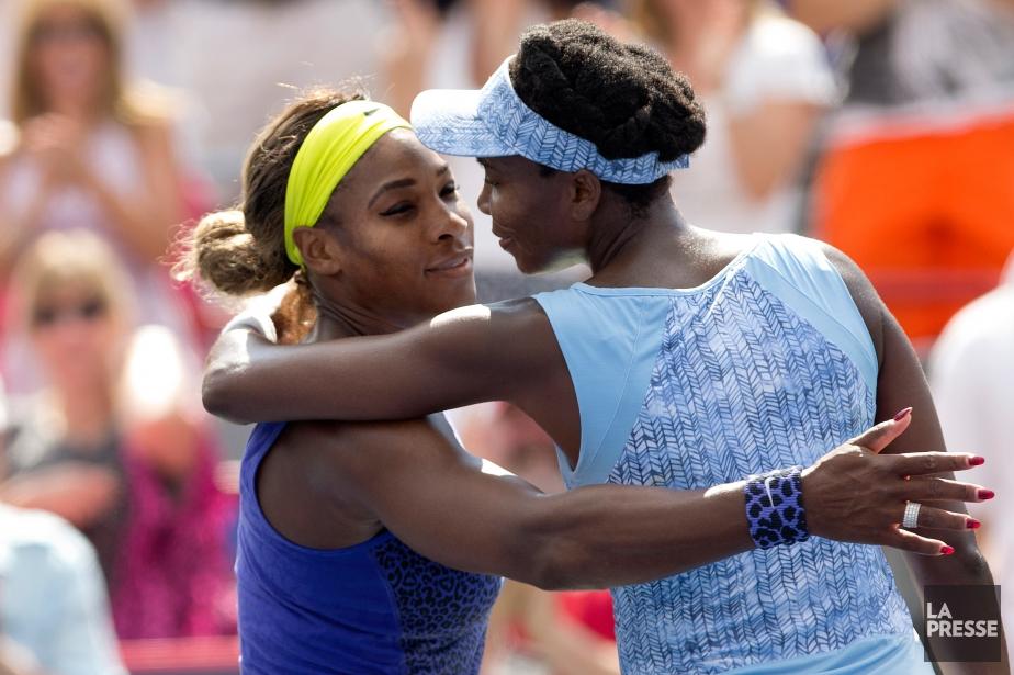 Venus Williams en finale de la Coupe Rogers