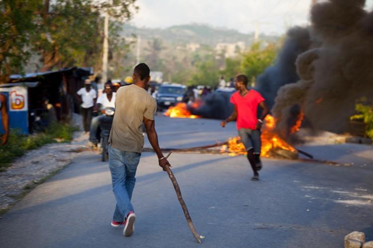 Haïti: un adolescent abattu lors d'une manif aux Cayes