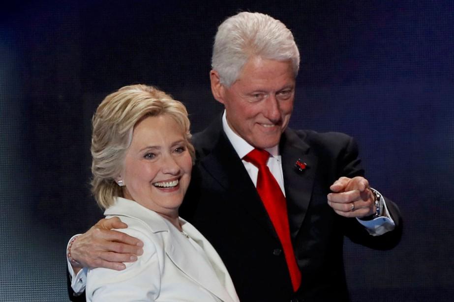 Les Clinton assisteront à l'investiture de Donald Trump