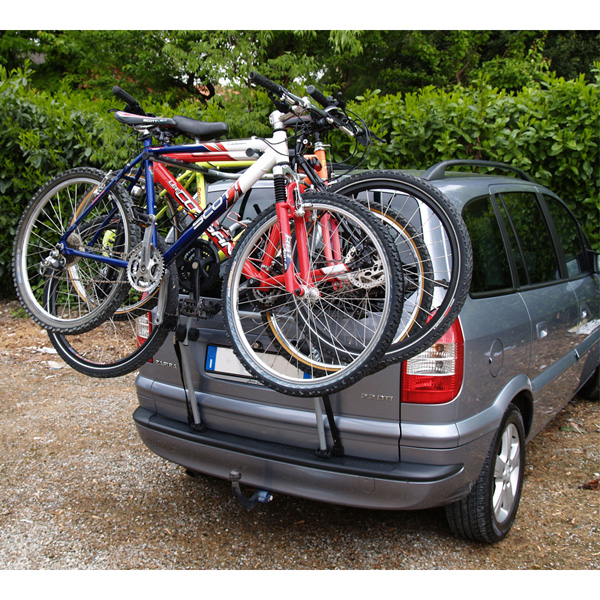 rear roof mounted cycle carriers