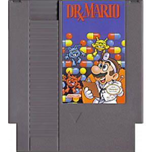 Dr Mario NES Nintendo Game