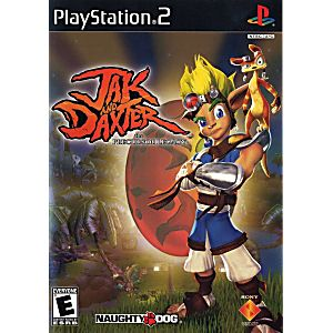 Jak And Daxter Sony Playstation 2 Game