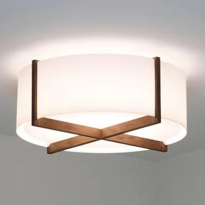 living room flush mount lighting semi