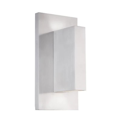 vista led outdoor wall sconce