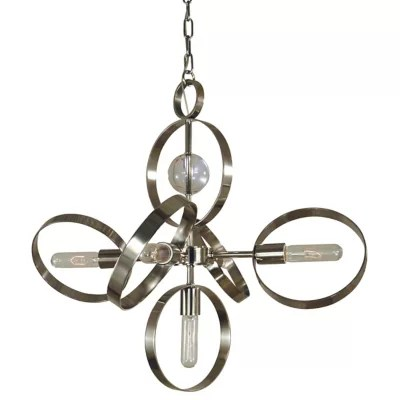 aerial chandelier by tech lighting at