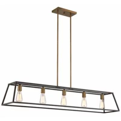 hinkley lighting fulton 5 light linear