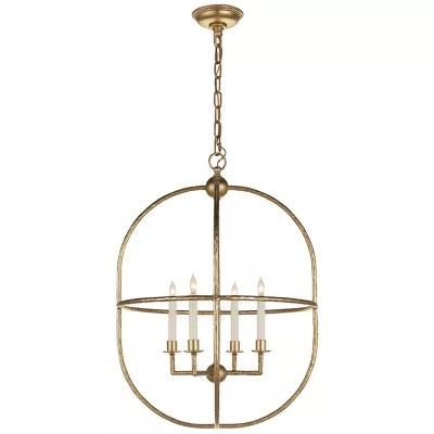 pearson conical chandelier by capital