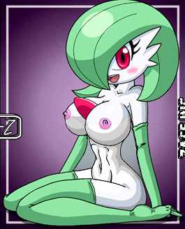 every girl from pokemon naked