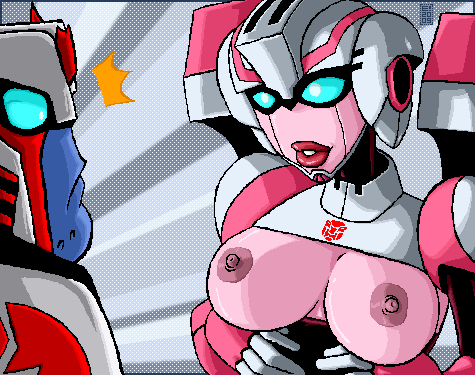 jack and arcee have sex