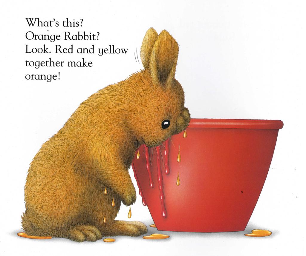 White Rabbit S Color Book